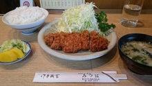 ロースカツ定食8