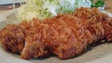 ロースカツ定食4