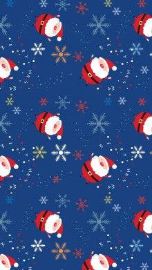クリスマス壁紙 サンタさん Linedecoスタッフのブログ