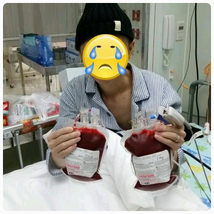 骨髄移植day0   おかやんの急性...