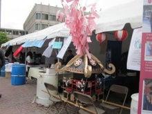 日本春祭り、留学