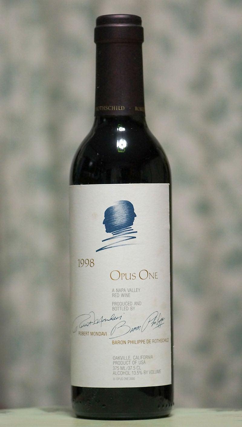 オーパス・ワン Opus One /[1998...