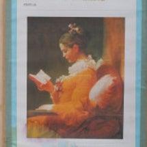 本を読む少女(フラゴ…