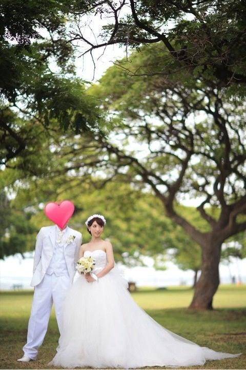 HAWAII WEDDING PHOTO。の記事より