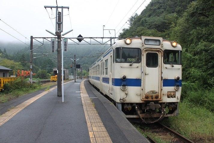 秘境駅へ180 ~青井岳駅(JR九州...