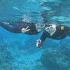 【青の洞窟】には行けなかったけど【サンゴビーチ】へご案内!!の画像