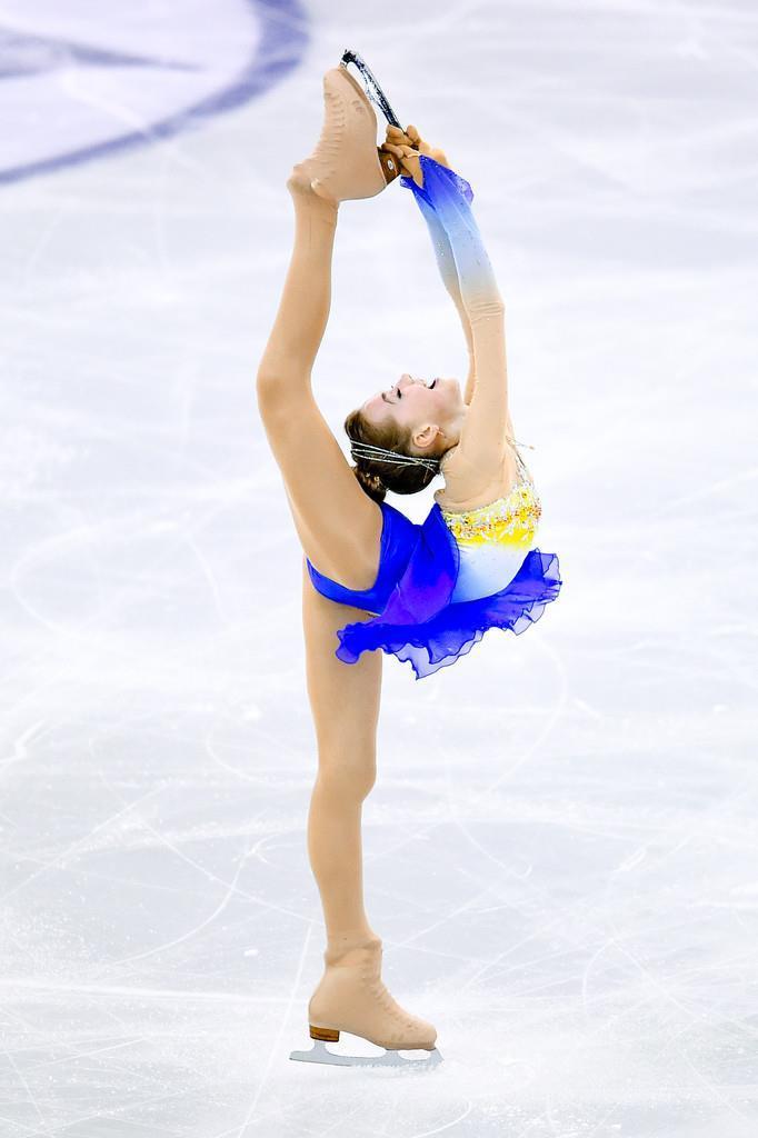 エレーナ・ラジオノワ選手