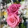 ローズの花束の画像