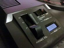 メガドライブ ヘッドホン音量コントロール
