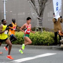 防府読売マラソン川内…