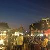 日曜日のターペー門広場の画像