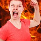 女性の怒りを鎮めるアロマテクニックの記事より