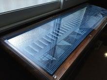 ガラスonサイドボード