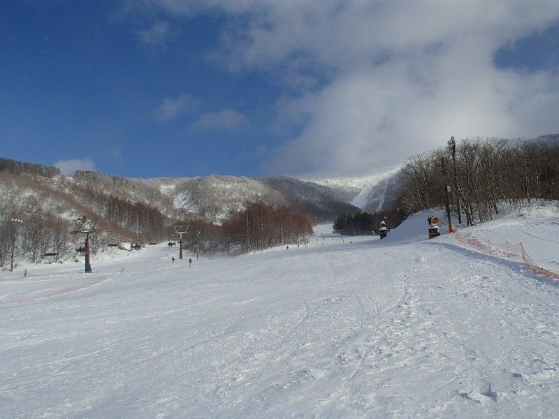 福島 スキー場