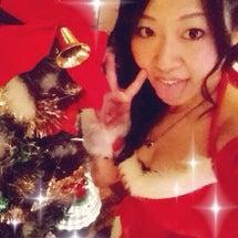 メリークリスマス(^…