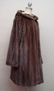 毛皮コートのリフォーム