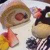 多田さんの苺@クリスマスプレートの画像