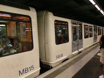 13551 地下鉄1