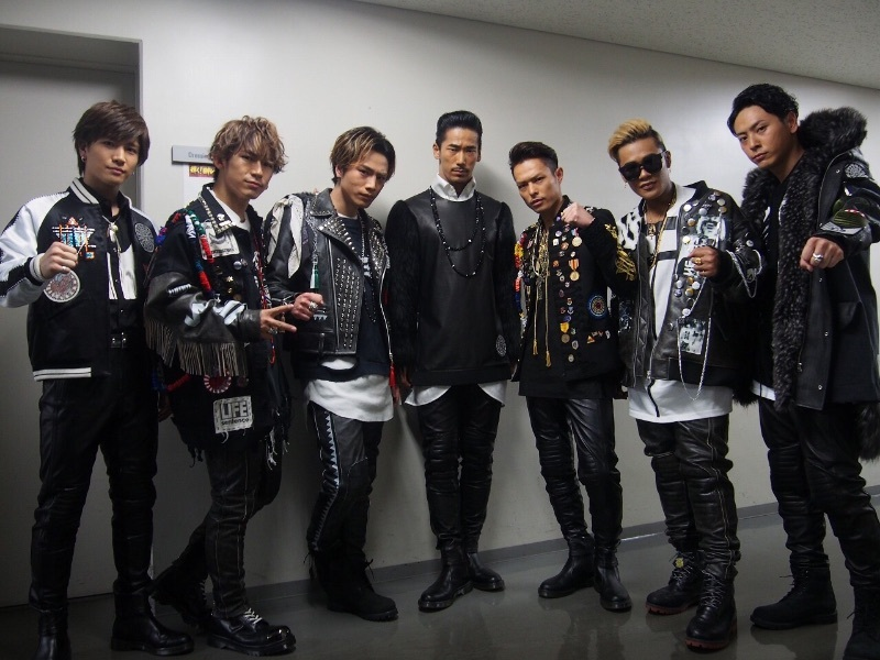 第56回 輝く!日本レコード大賞 | NAOTO(EXILE/三代目JSB)オフィシャル ...