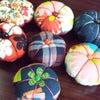 菊紋の針山の画像