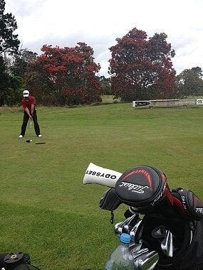 ニュージーランドゴルフ ポフツカワ