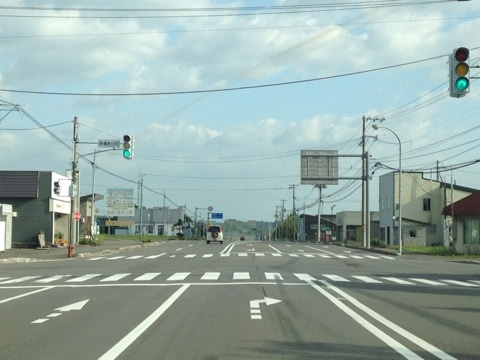 北海道道47号深川雨竜線 第1部(終点-北海道道94、280号交点) | 地理 ...