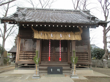 天祖神社 2015 ③