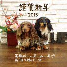 ☆謹賀新年 2015…