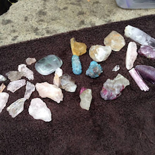 石とアクセサリー