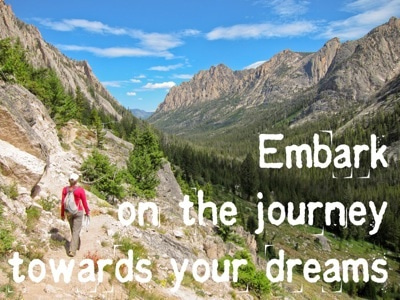 embark on the journey