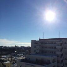 仙台の朝です。成人の…