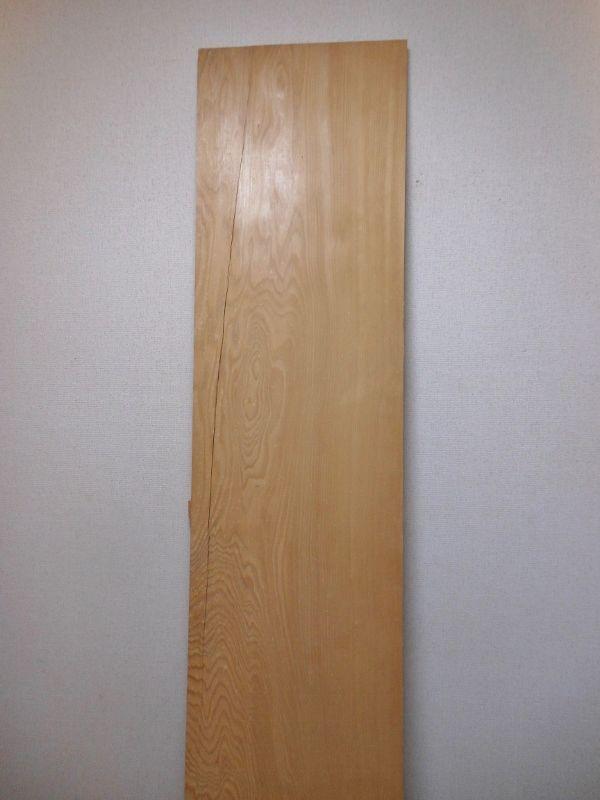 台湾檜/神棚用の棚板になる予定