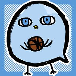 ひよこのバスケ のかわいいアイコン Jelly Beans の部屋