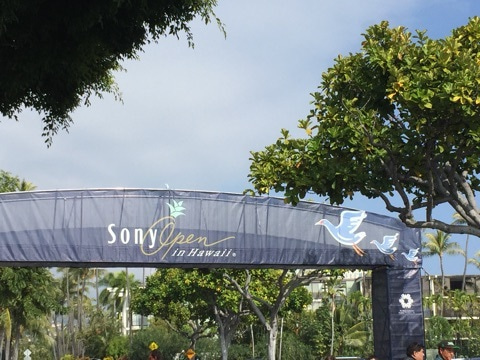Sony Open in Hawaii♡の記事より