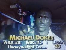 マイケル・ドークス(米国) | ボクシング ヘビー級図鑑