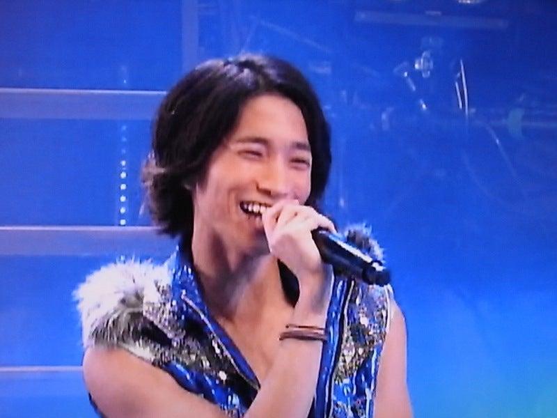田中 樹 笑顔