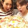 ハート♡ピザ