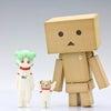 【発売中】マシーネンダンボー ノーマル よつばセット製品サンプルレビューの画像
