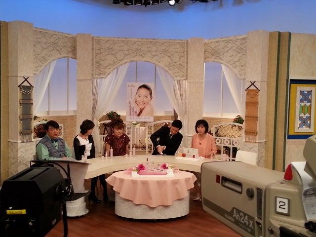 テレビ・ラジオ事務所オフィスKR.代表斉藤 リカの・・・がんばれ!ブログ!テレビランド収録!コメント