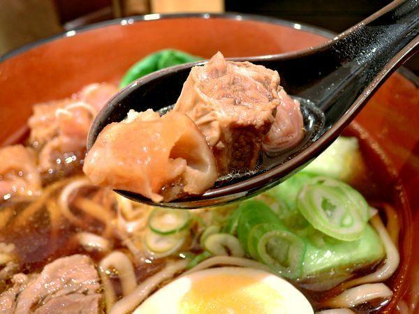 三商巧福牛肉筋麺7