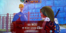 徒然ゲームプレイ日記‐Wii‐【スカウォ】虫取りゲーム(上級)・記録1分台②