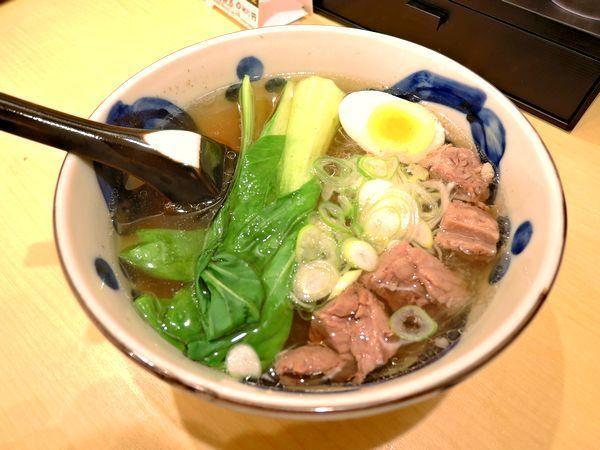 三商巧福清燉牛肉麺1