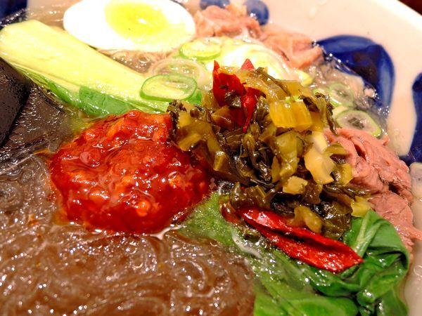 三商巧福清燉牛肉麺5