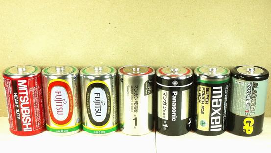 乾電池(マンガン電池)長持ち比較実験|ツーリングチャンプ ...