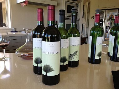 Puriri ワイン
