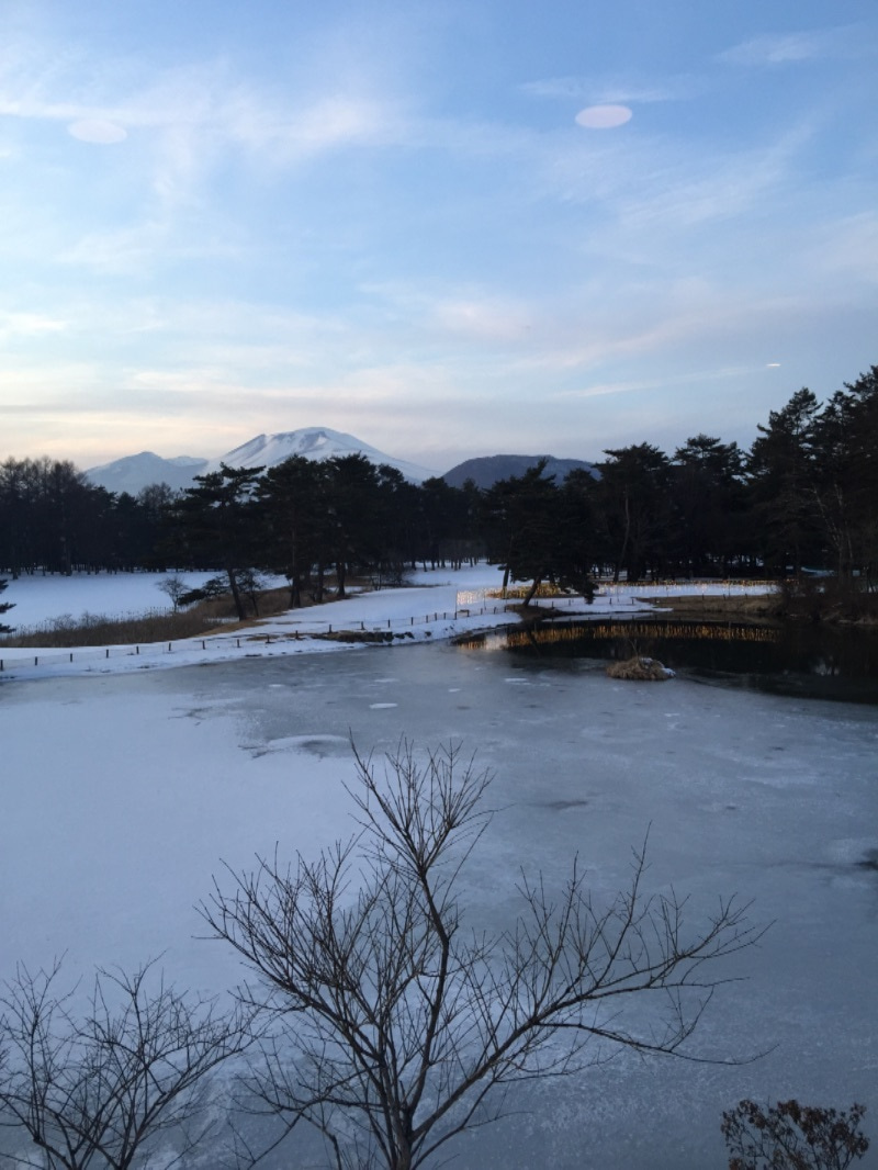 色 英語 雪景