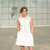 1/27 CHANELのパリ・ファッション ウィークに現れたクリステン・スチュワートの画像