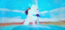 徒然ゲームプレイ日記‐Wii‐【スカウォ】レリーフに剣を刺す