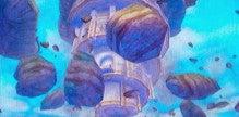 徒然ゲームプレイ日記‐Wii‐【スカウォ】スカイロフトの下に構造物