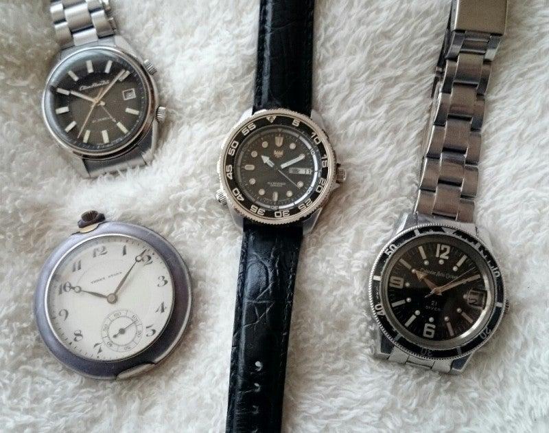 主任の腕時計シリーズ